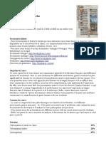 syllabus french 410
