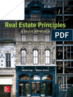 Real Estate Principles 5th Edition