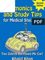 Mneumonics and Study Tips 2nd