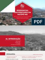 Residencial Universitário Em Matipó
