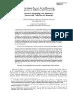 Psicología Social de la Memoria Espacios y Políticas del Recuerdo.pdf