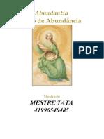 Abundantia - Raio de Abundânciaa