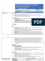 unit 1-4th grade 2018-2019 pbl template