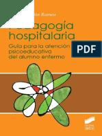 Pedagogía hospitalaria - Olga Lizasoain Rumeu.pdf