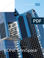 Kone Mini Space Planning Guide