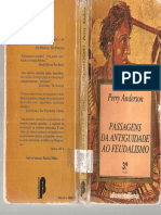 216058078 ANDERSON Perry Passagens Da Antiguidade Ao Feudalismo Full