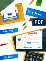 Panduan Frogboost