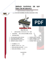 Informe 2 Estacion Total