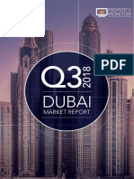 Q3 2018 Dubai Market Report