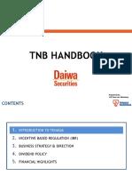 TNB Handbook Period Ended Dec17