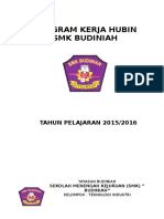 Proker Hubin Budiniah 2015-2016