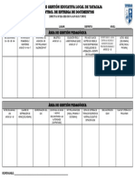 Control de Entrega de Documentos