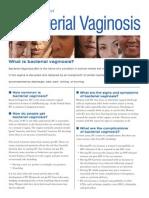 BV Fact Sheet
