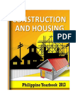 2013 Construction and Housing Statistics