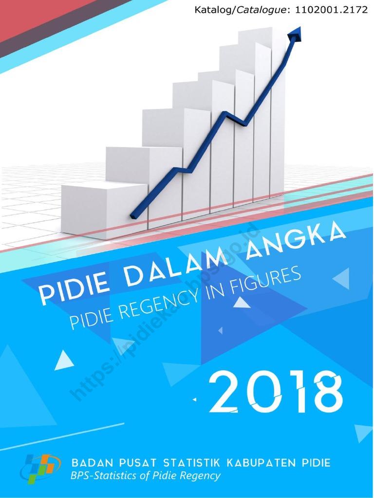 Kabupaten Pidie Dalam Angka 2018