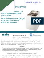 Manual Lavadoras Easy-Mabe