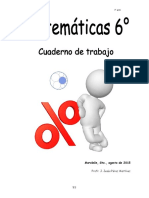 Cuaderno de Trabajo matematicas 6o bloque 1