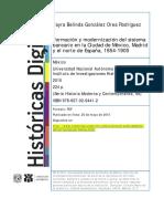 Formación y Modernización Del Sistema Bancario. Fuentes Consultadas