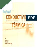 Conductividad-Térmica