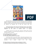 How to Determine the Predominant Guṇa in a Nativity