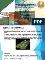 Hidrografria en Represas