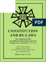 ConstitutionBy Laws KaplanAmmendments V2!08!19 2015