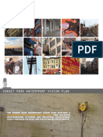 NYCEDC - 2009 Sunset Park Waterfront Vision Plan