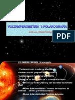 VOLTAMPEROMETRÍA I. POLAROGRAFÍA.pps