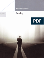 Volodine Antoine - Dondog