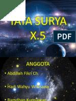 Tata Surya (Geografi)