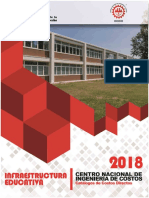 Infraestructura Educativa 2018