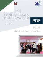 Pedoman Bidikmisi Siswa 2019