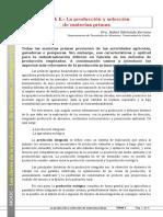 Tema 01. La Producción y Selección de Materias Primas (2) (1)