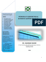 2016 00 355 Sk.dir Rsrr III 2016 Pedoman Kredensial Komite Keperawatan(1)