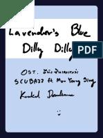 Dilly Dilly (Scubazz's arrangement)