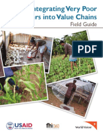 Integrating Very Poor Into Value Chains