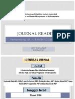 Journal Reading Dr. Bambang