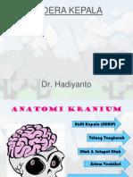 Presentasi Cedera Kepala Ppt