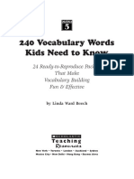 240+Vocabulary+Words+5th+Grade+Kids+Need+to+Know