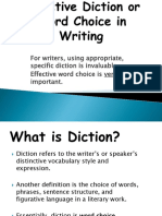 Diction PPT