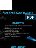 Fiber Optic Basic Training 2