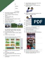 Soal untuk Mid dan UKK K13 Kelas 4 Tema 8.doc