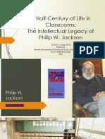 philip jackson keynote address