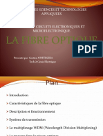 Fibre Optique Presentation