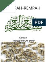 REMPAH-REMPAH revisi