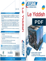 assimil - Le Yiddish (2010)