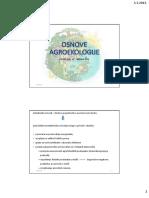 Osnove agroekologije