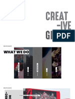 Creative Giants Portfolio