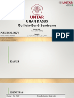 Guillain Barre Syndrome - Miller Fisher Syndrome