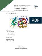 Proteinas - Bioquimica